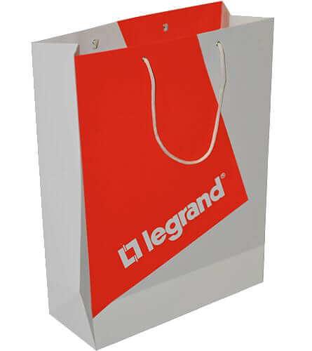 Бумажный пакет Legrand