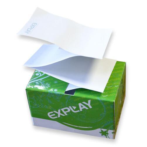 Z-образный блок в коробке