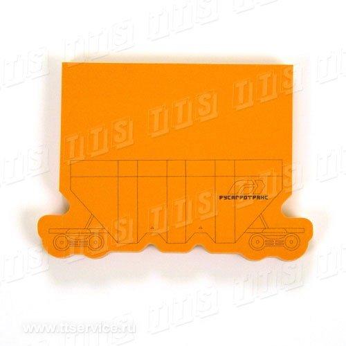Блок вырубной с клеевой полосой