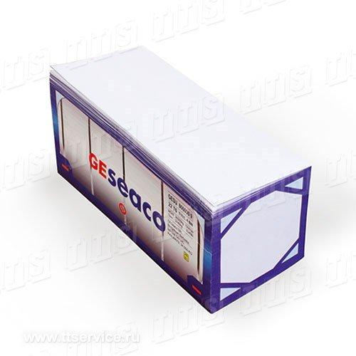 Блок - имитация контейнера