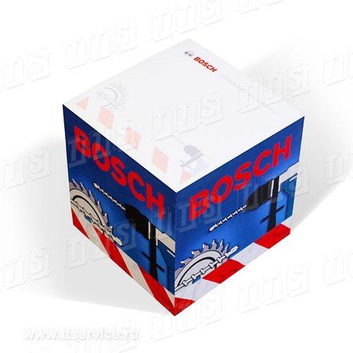 Куб 10х10х10 см с проклейкой по торцу