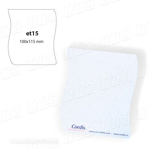 Артикул: ЕТ-15 формат: 100х115 мм