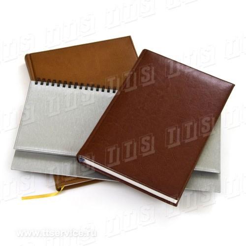Еженедельник, ежедневник и планнинги (кожа, к/заменитель, синтет. материалы)